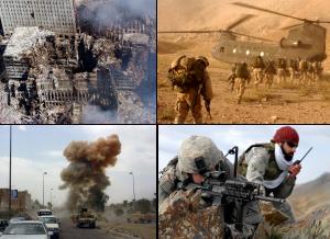 'War on Terror' montage